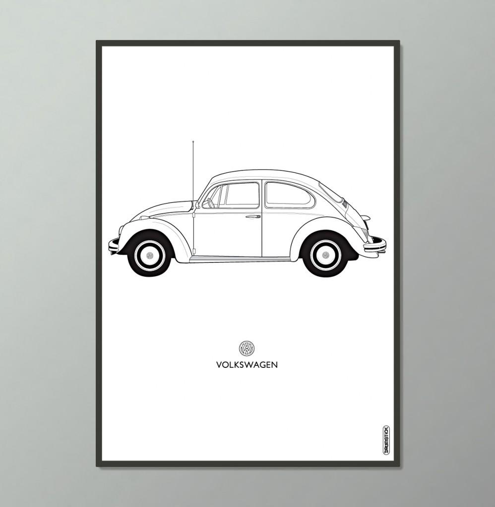 Drumstick-'Volkswagen'