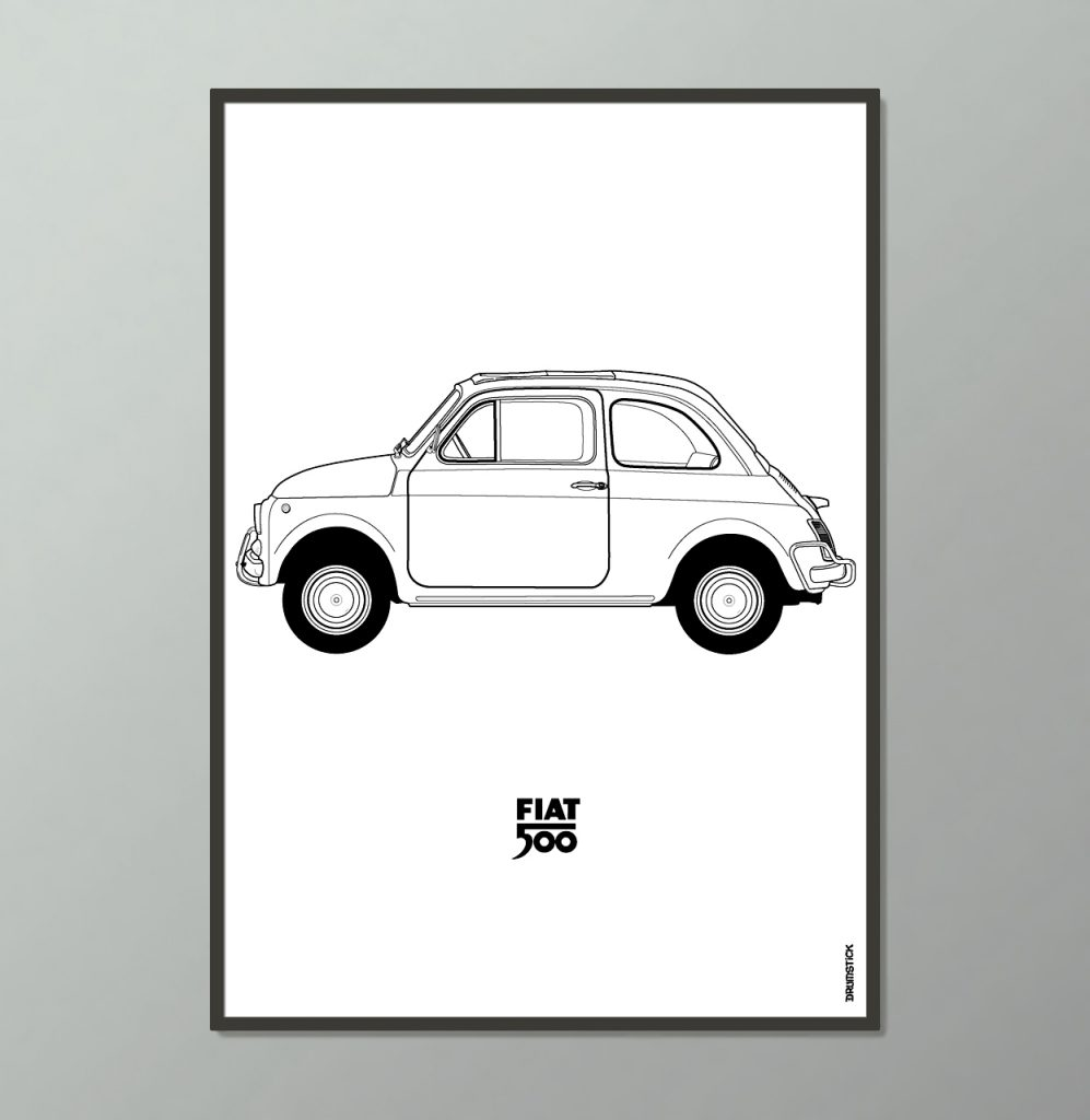 Drumstick-'Fiat500'