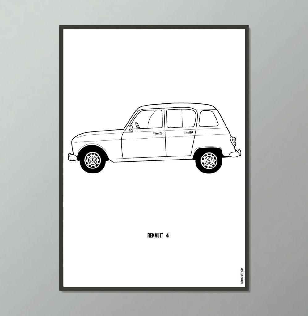 Drumstick-'Renault_4'